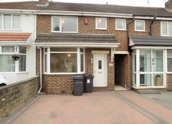 Thumbnail 3 bed town house for sale in Dyas Road, Great Barr, Birmingham