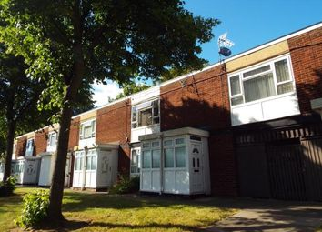 Thumbnail 1 bed maisonette for sale in Hamstead Road, Great Barr, Birmingham, West Midlands