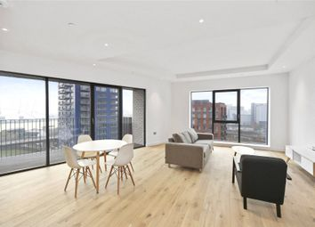 Thumbnail 2 bed flat for sale in Grantham House, Botanic Square, London