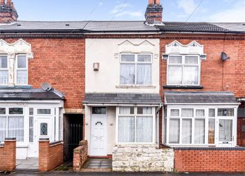 Thumbnail 2 bed terraced house for sale in Highbury Road, Smethwick, West Midlands