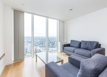 Thumbnail 1 bed flat to rent in High Street, Stratford, London