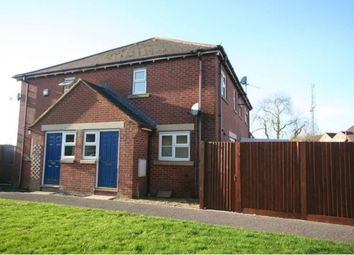 Thumbnail 1 bed semi-detached house to rent in Burton Close, Shaftesbury, Dorset