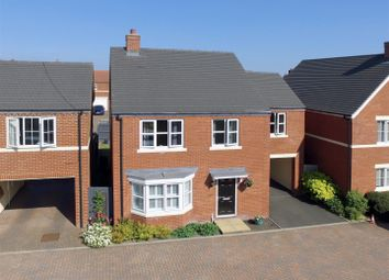 Thumbnail 4 bed detached house for sale in Toronto Avenue, Copthorn, Shrewsbury