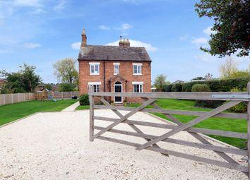 Thumbnail 3 bed detached house for sale in Poynton Road, Shawbury, Shrewsbury