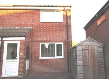 Thumbnail 1 bed end terrace house to rent in Kingfisher Close, Weymouth