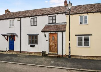Thumbnail 2 bed terraced house for sale in Mill Leat, Baltonsborough, Glastonbury