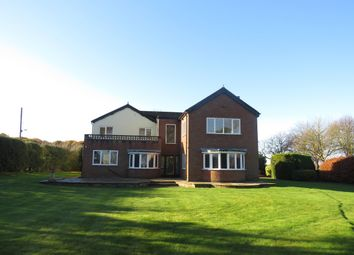Thumbnail 4 bed detached house to rent in Lichfield Road, Whittington, Lichfield
