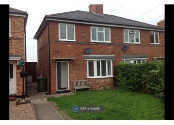Thumbnail 3 bed semi-detached house to rent in Meer End Road, Kenilworth