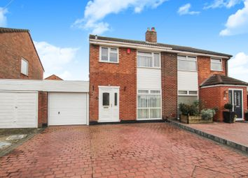 Thumbnail 3 bed semi-detached house for sale in Harrington Avenue, Stockwood