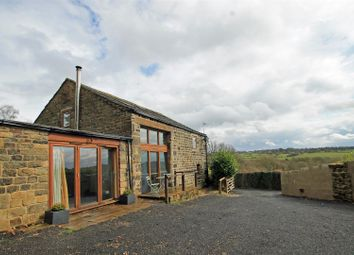 Thumbnail 4 bed barn conversion for sale in Gill Lane, Yeadon, Leeds