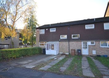 Thumbnail 3 bed terraced house for sale in Prentice Court, Goldings, Northampton