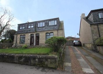 Thumbnail 3 bed semi-detached house for sale in Glasgow Road, Camelon, Falkirk, Stirlingshire