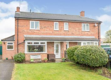 Thumbnail 4 bed semi-detached house for sale in Swain Court, Northallerton