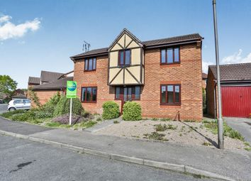Thumbnail 4 bed detached house for sale in Ashton Way, Belper