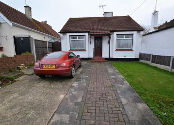 Thumbnail 3 bedroom detached bungalow for sale in Priory Crescent, Southend-On-Sea