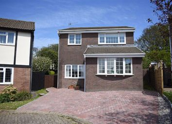 Thumbnail 4 bed detached house for sale in Dunster Close, Newton, Swansea