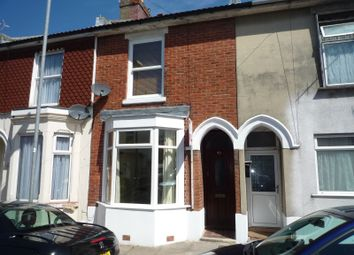 Thumbnail 2 bed terraced house to rent in Wilson Road, Portsmouth