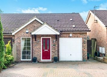 Thumbnail 4 bed semi-detached house for sale in Nightingale Close, Biggin Hill, Westerham, Kent