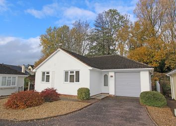 Thumbnail 2 bed detached bungalow for sale in Meadow View, Uffculme