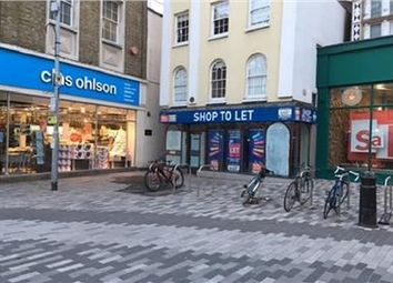 Thumbnail Retail premises to let in 1 Thames Street, Surrey, Kingson, London