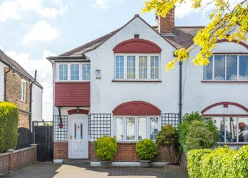 Thumbnail 3 bed semi-detached house for sale in Mayfield Avenue, Southgate