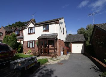 Thumbnail 4 bed detached house to rent in Collipriest View, Ashley, Tiverton