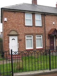 Thumbnail 2 bed semi-detached house to rent in Kingston Avenue, Walker, Newcastle Upon Tyne