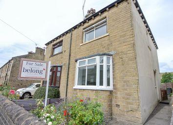 Thumbnail 2 bedroom semi-detached house for sale in Mona Street, Slaithwaite, Huddersfield