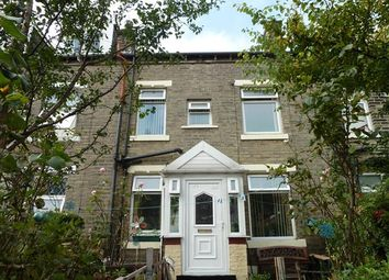 Thumbnail 3 bed terraced house for sale in Queens Road, King Cross, Halifax