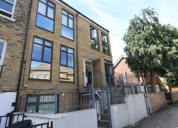 Thumbnail 3 bed flat to rent in Norcott Road, London