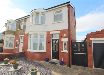 Thumbnail 3 bed property for sale in Arnold Avenue, Blackpool