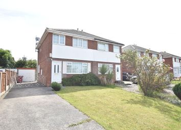 Thumbnail 3 bedroom semi-detached house to rent in Mooretree Drive, Blackpool