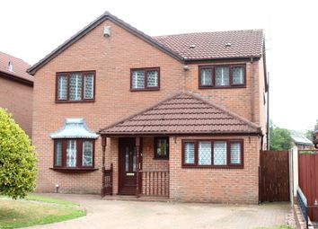 Thumbnail 4 bed detached house for sale in Briars Green, Skelmersdale