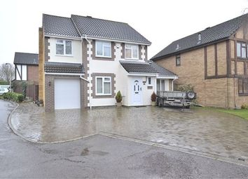 Thumbnail 4 bed detached house for sale in Apple Tree Close, Abbeymead, Gloucester
