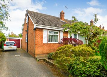 Thumbnail 3 bed semi-detached house for sale in School Lane, Kilnwick, Driffield, East Riding Of Yorkshire