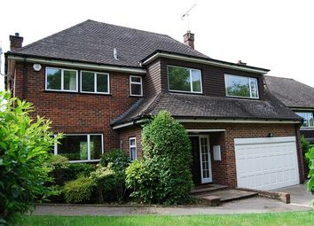 Thumbnail 5 bed detached house to rent in The Readings, Chorleywood, Rickmansworth