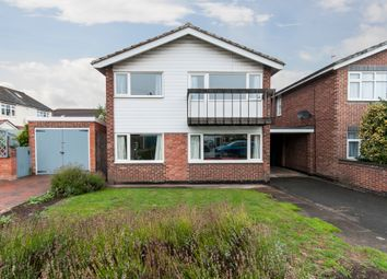 Thumbnail 4 bed detached house for sale in The Green, Castle Donington, Derby