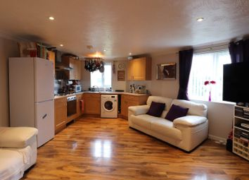 Thumbnail 1 bed flat for sale in Gan Rhymni, Cardiff