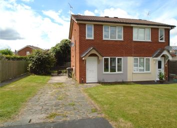 Thumbnail 2 bed semi-detached house to rent in Aston Close, Oswestry, Shropshire