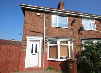 Thumbnail 2 bed end terrace house to rent in 12th Avenue, Hull