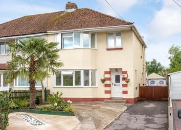 Thumbnail 3 bedroom semi-detached house for sale in Hammonds Lane, Totton, Southampton