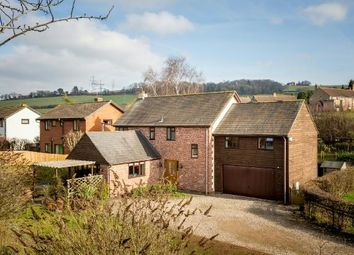 Thumbnail 4 bed detached house for sale in Crown Barns, Lea, Ross On Wye