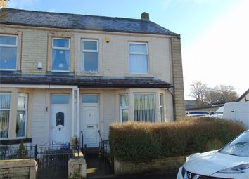 Thumbnail 3 bed end terrace house for sale in Cowley Crescent, Padiham, Burnley, Lancashire