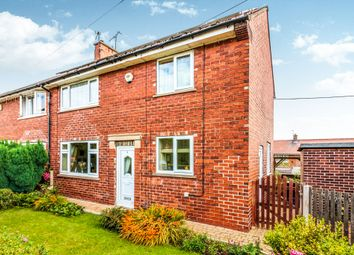 Thumbnail 3 bedroom semi-detached house for sale in Cinderhill Road, Rotherham