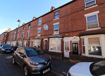 Thumbnail 3 bed terraced house to rent in Wilford Crescent East, Nottingham