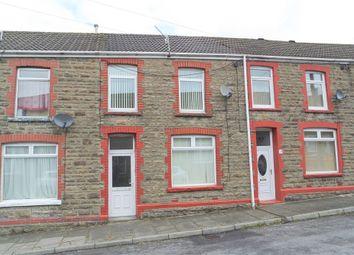 Thumbnail 3 bedroom terraced house for sale in Lloyd Street, Caerau, Maesteg, Mid Glamorgan