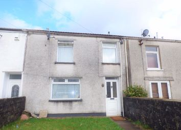 Thumbnail 4 bed terraced house for sale in Bute Street, Treorchy