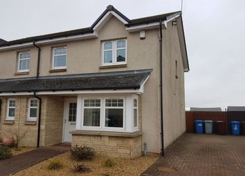 Thumbnail 3 bed semi-detached house for sale in Manse Court, Forth, Lanark