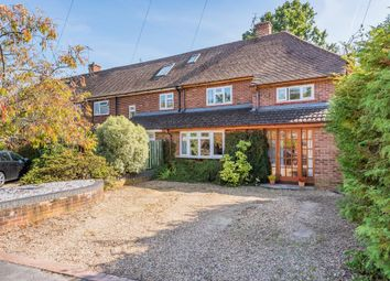 Thumbnail 3 bed end terrace house for sale in Ascot, Berkshire
