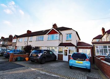 Thumbnail 4 bed end terrace house to rent in Wilverley Crescent, New Malden